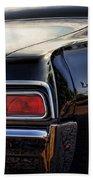 1967 Chevy Impala Ss Bath Towel