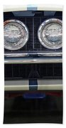 1967 Shelby Gt500 Hand Towel