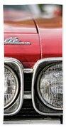 1969 Chevrolet Chevelle Ss 396 Bath Towel