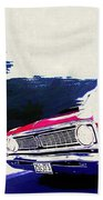 1969 Ford Falcon Futura Bath Towel