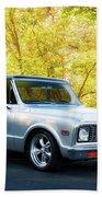 1971 Chevrolet Tahoe Blazer I Bath Towel