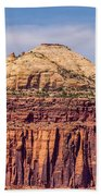 Views Of Canyonlands National Park Bath Towel