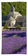 Abbaye De Senanque Bath Towel