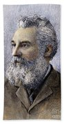 Alexander Graham Bell Bath Towel