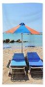 Beach Resort Bath Towel