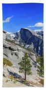 Beauty Of Yosemite Bath Towel