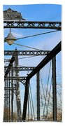 Bridge Bath Towel