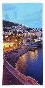 Camara De Lobos, Madeira Bath Towel