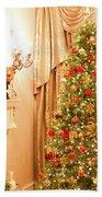 Christmas Tree Bath Towel