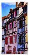 Colmar - France Bath Towel