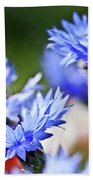 Cornflower Bath Towel