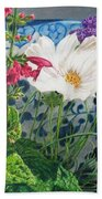 Cosmos Bath Towel