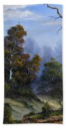 Country View Bath Towel