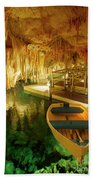 Crystal Cave In Hamilton Parish Bermuda Bath Towel