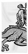 Dragon Bath Towel