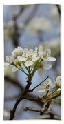 Flowering Trees Bath Towel