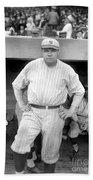 George H. Ruth (1895-1948) Hand Towel