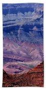 Grand Canyon View Bath Towel