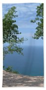 Lake Michigan Bath Towel