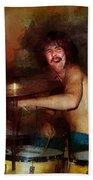 Led Zeppelin. John Henry Bonham. Bath Towel