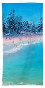 Manly Beach  Hand Towel