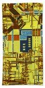 Microprocessor Bath Towel