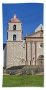Mission Santa Barbara Bath Towel
