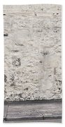 Old Wall Bath Towel