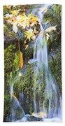 Oregon Cascades, Oregon, Usa Bath Towel