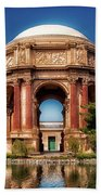 Palace Of Fine Arts Bath Towel