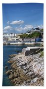 Plymouth Foreshore Bath Towel