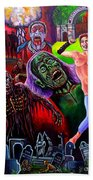 Return Of The Living Dead Hand Towel