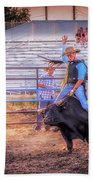 Rodeo Rider Hand Towel