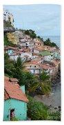 Salvador Da Bahia - Brazil Bath Towel