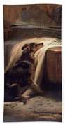 Shepherds Chief Mourner Bath Towel