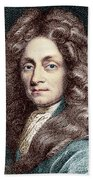 Sir Christopher Wren, Architect Bath Towel