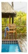Tahiti Bora Bora Hand Towel