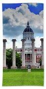 The Francis Quadrangle - University Of Missouri Bath Towel