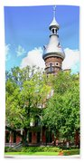 The Henry B. Plant Museum Tampa Fl Hand Towel