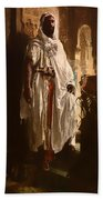 The Moorish Chief Bath Towel