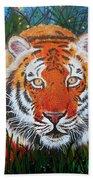 Tiger- Large Work Bath Towel