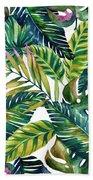 Tropical  Bath Towel