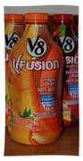 V8 Fusion Bath Towel