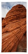 Valley Of Fire State Park Beehives Bath Towel