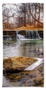 Walnut Creek Waterfall Bath Towel