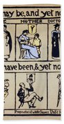 Womens Rights Bath Towel