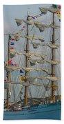 2004 Tall Ships Bath Towel