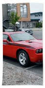 2009 Dodge Challenger Rt Lyster Bath Towel