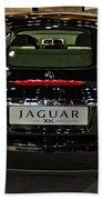 2009 Jaguar Xk Bath Towel