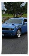 2010 Dodge Challenger Amilowski Bath Towel